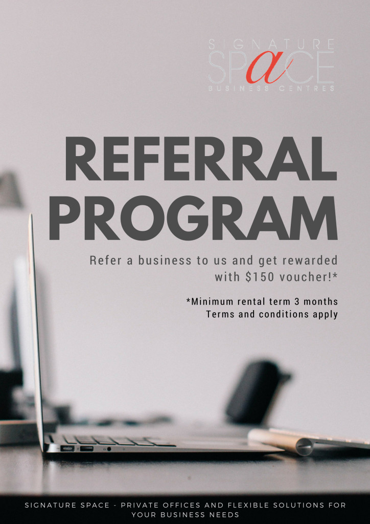 Referral Program1